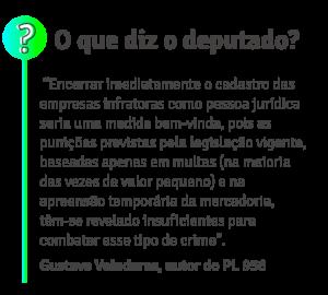 Deputado Gustavo Valadares, Projeto de Lei 956