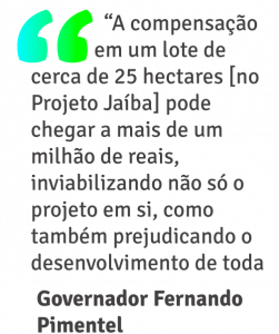 Fernando Pimentel Projeto Jaíba