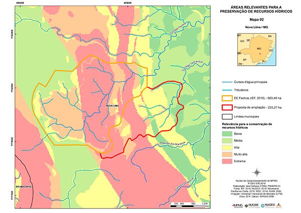 Mapa Ampliação Fechos