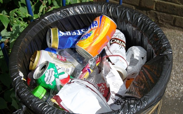 Lixo doméstico